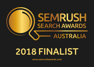 DataCraft Digital - 2018 semrush Search Awards Finalist